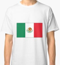 Flag of Mexico Classic T-Shirt