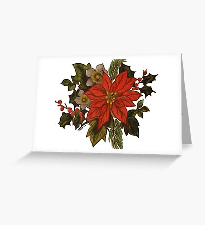 'Til the Season Comes 'Round Again Christmas Card Greeting Card