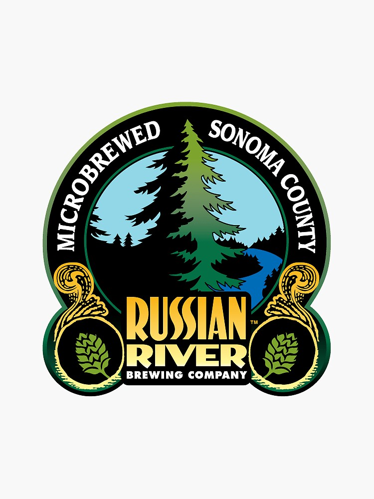Russian River Brewing Company Logo by d3marcus