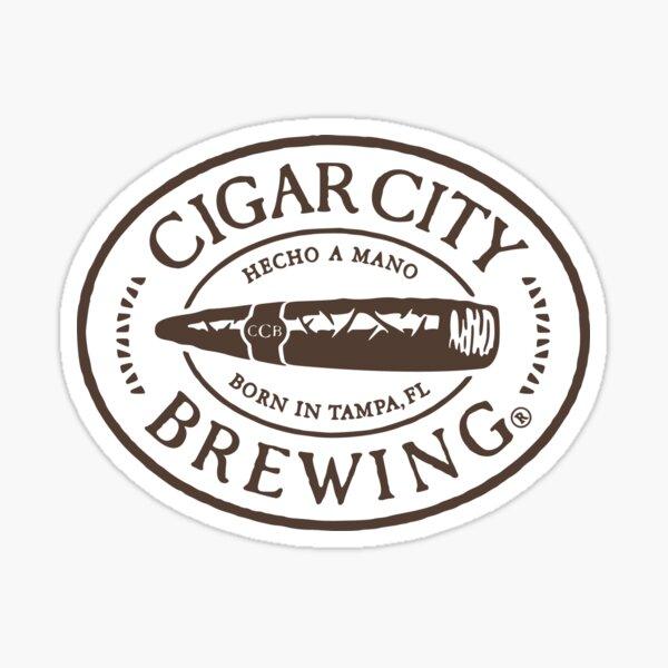 Cigar City Brewing logo Sticker