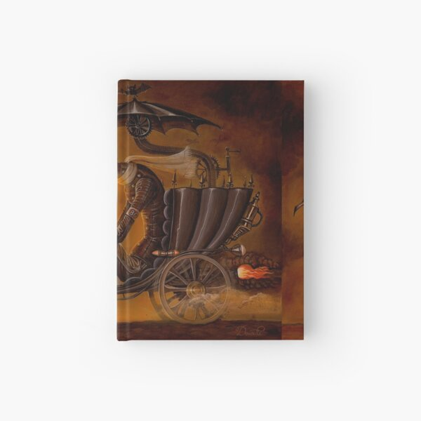 DEATH TRAP Hardcover Journal