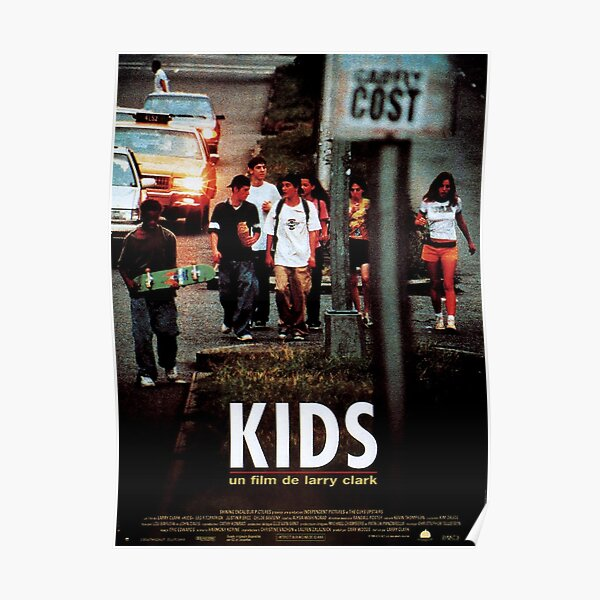 Kids movie poster Poster