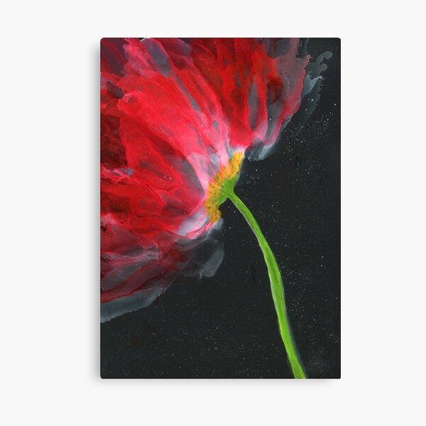 Fantastical Flower Canvas Print