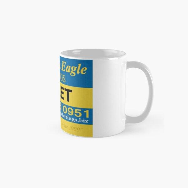 Michael & Eagle Classic Mug