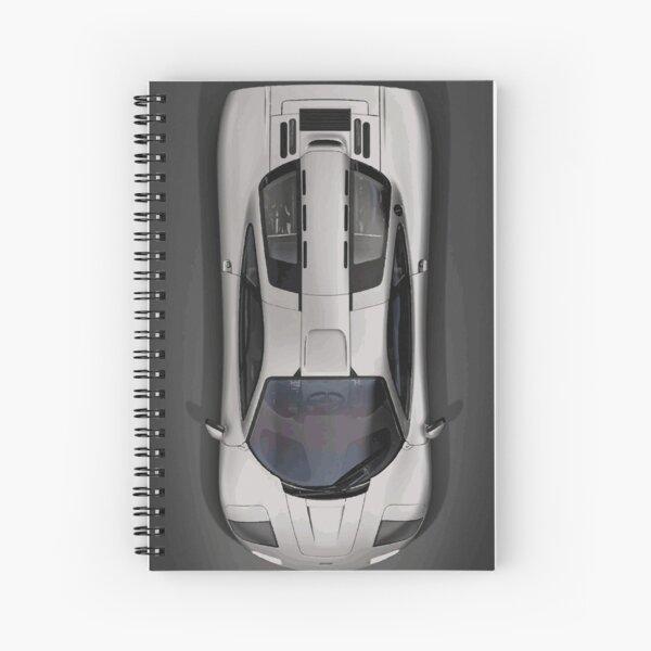 McLaren F1 Spiral Notebook