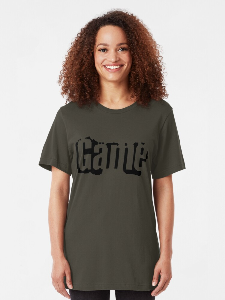 Alternate view of Game. Slim Fit T-Shirt