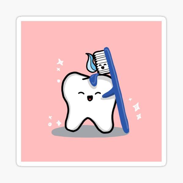 Tooth Love Sticker