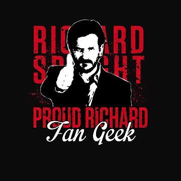 Richard Speight, Jr. Fan Geek by IAmTumblweeeed