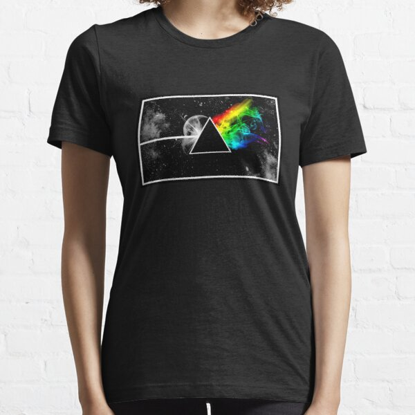 The Triangle Of Space Essential T-Shirt