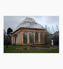 The Glasshouse, Royal Botanic Garden, Edinburgh Photographic Print