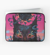 Black Eyed Dog Laptop Sleeve