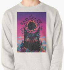 Black Eyed Dog Pullover Sweatshirt