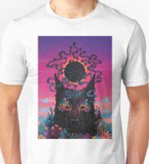 Black Eyed Dog Slim Fit T-Shirt