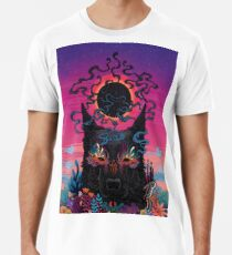 Black Eyed Dog Premium T-Shirt