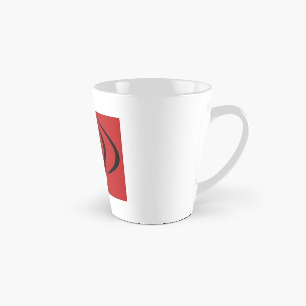 Square Logo White Mug