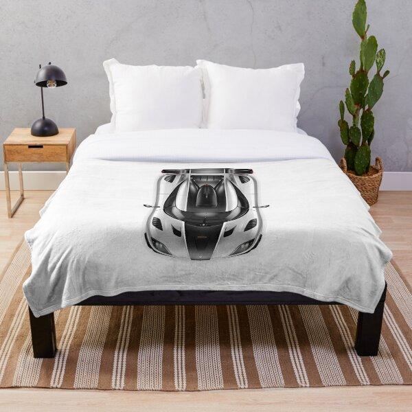Koenigsegg One:1 Throw Blanket