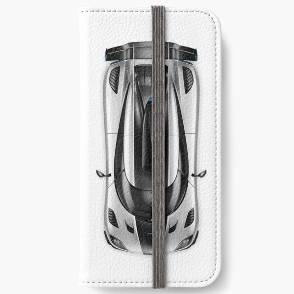 Koenigsegg One:1 iPhone Wallet