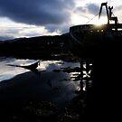 Abandoned Boat - Salen, Mull by Derek McMorrine