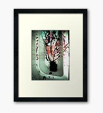 The Murder Framed Print