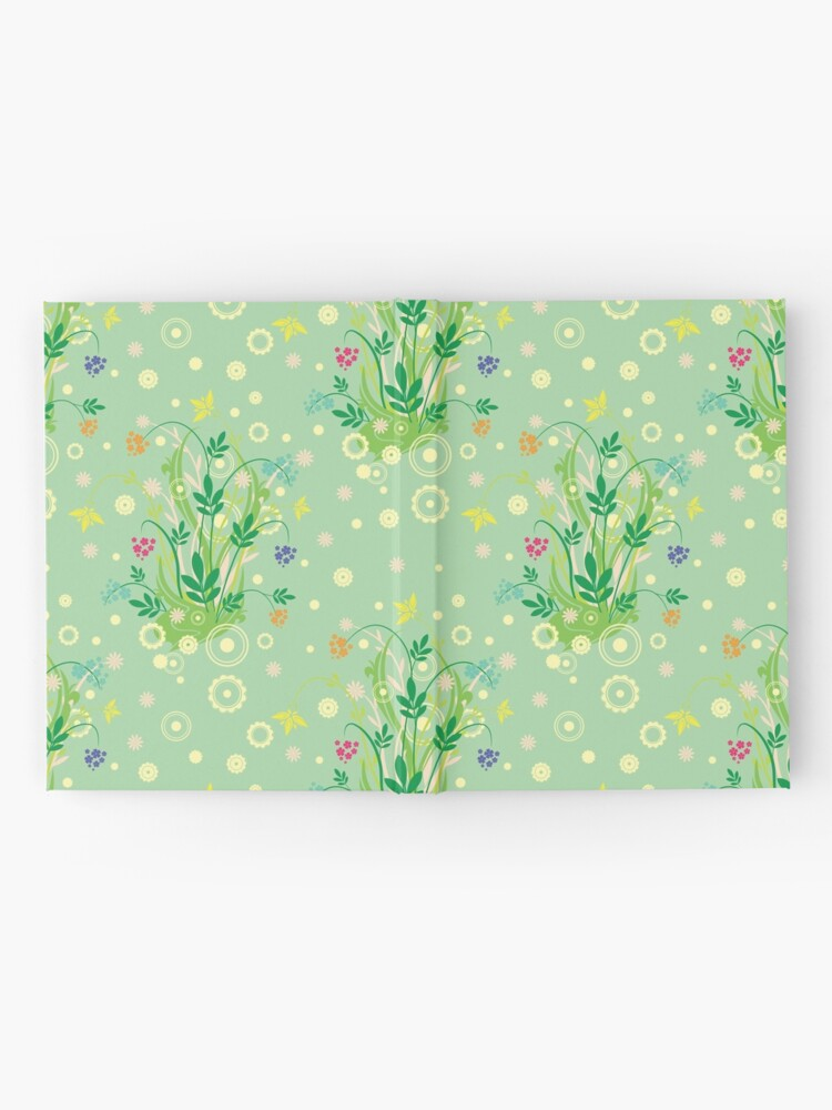 Alternate view of Decorative products with floral ornament. Hardcover Journal