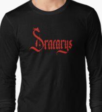 Dracarys - Red Long Sleeve T-Shirt