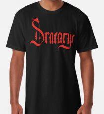 Dracarys - Red Long T-Shirt
