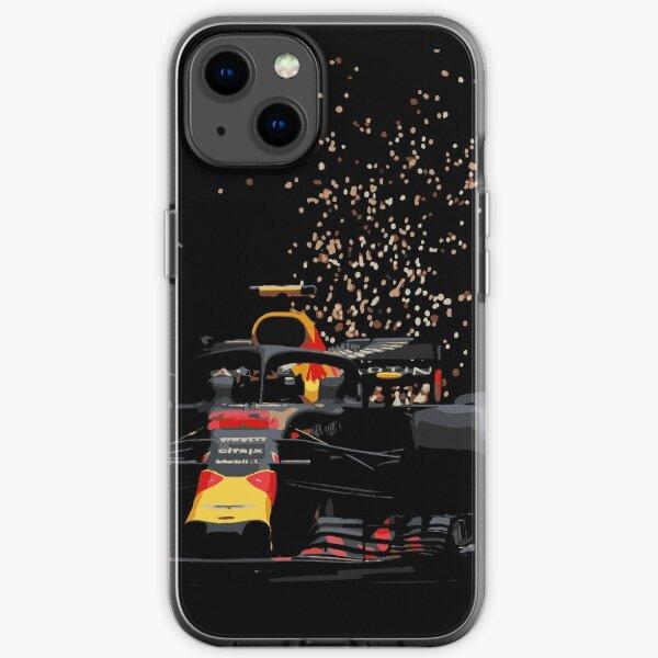 Max Verstappen - Redbull Monaco iPhone Flexible Hülle
