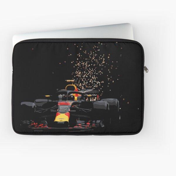 Max Verstappen - Redbull Monaco Housse d'ordinateur