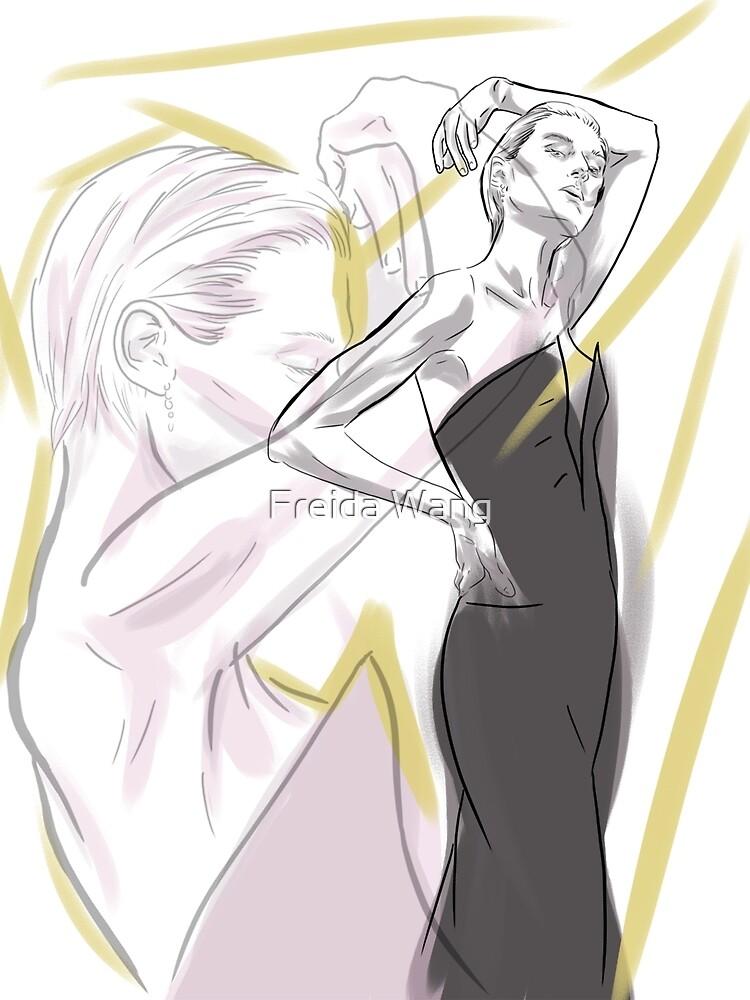 Elizabeth Debicki by drawingsnshtuff