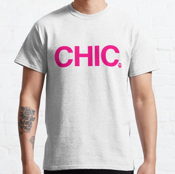 CHIC (on black) Classic T-Shirt