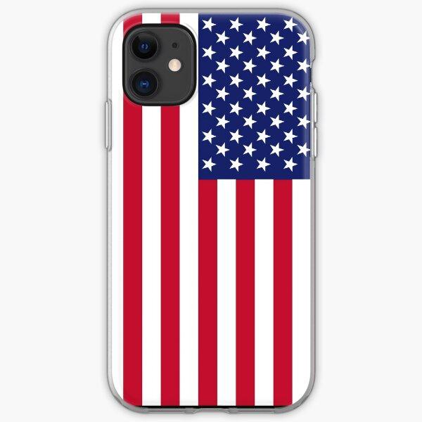 American flag Phone skin/case iPhone Soft Case
