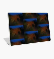 night blur Laptop Skin