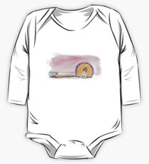 Stationery Ballet One Piece - Long Sleeve