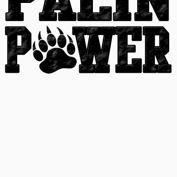 Palin Power by brattigrl