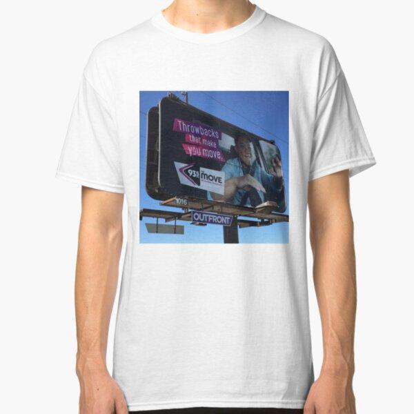 Ernie on a billboard Classic T-Shirt