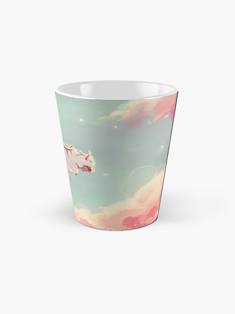Alternate view of dreamy appa poster v1 Mug