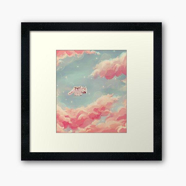 dreamy appa poster v1 Framed Art Print
