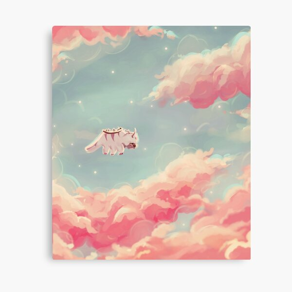 dreamy appa poster v1 Canvas Print