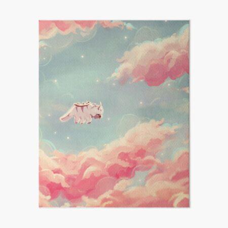 dreamy appa poster v1 Art Board Print