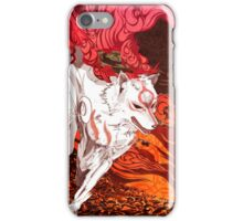 Okami iPhone Case/Skin
