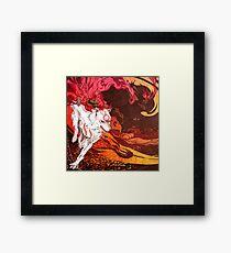 Okami Framed Print