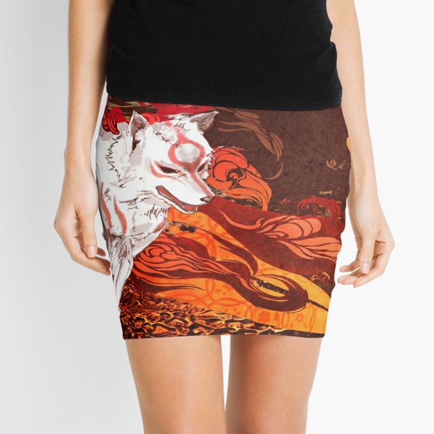 Okami Minifalda