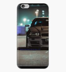 Godzilla GT-R Phone Case  iPhone Case