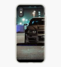Godzilla GT-R Phone Case  iPhone Case
