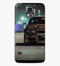 Godzilla GT-R Phone Case  Case/Skin for Samsung Galaxy