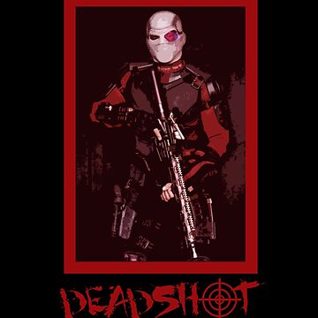 Deadshot  by NdogoDesign