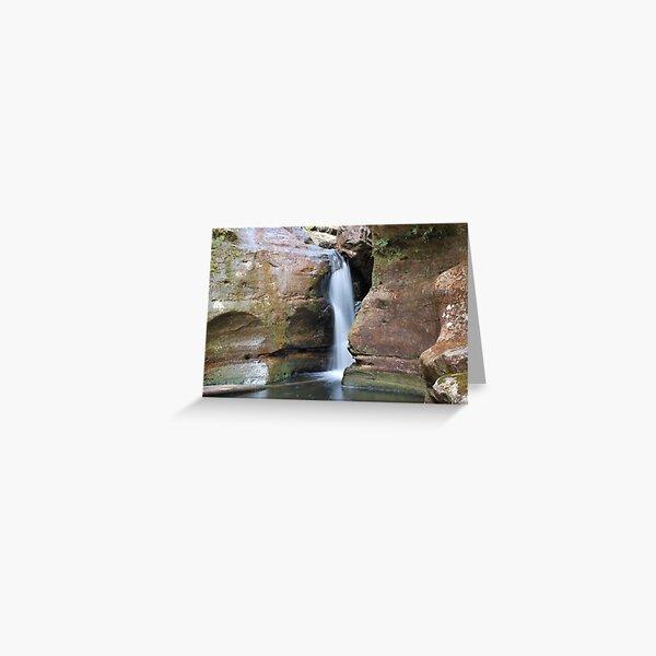 Grand Canyon..20-11-10..no5 AUSTRALIA. Greeting Card