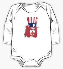 Frank Zappa Shirt One Piece - Long Sleeve