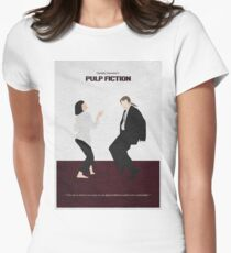 Pulp Fiction 2 Women's Fitted T-Shirt