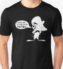 Speedy Gonzales Catch Me if You Can Putos Unisex T-Shirt